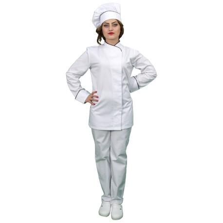 """Costum bucătar """"Atena"""""""